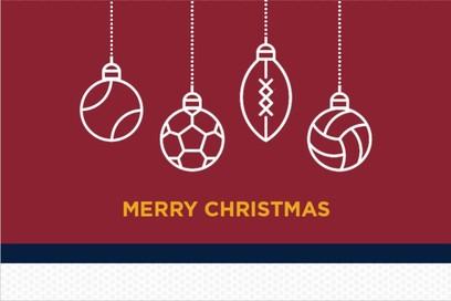 Christmas - FCA Card